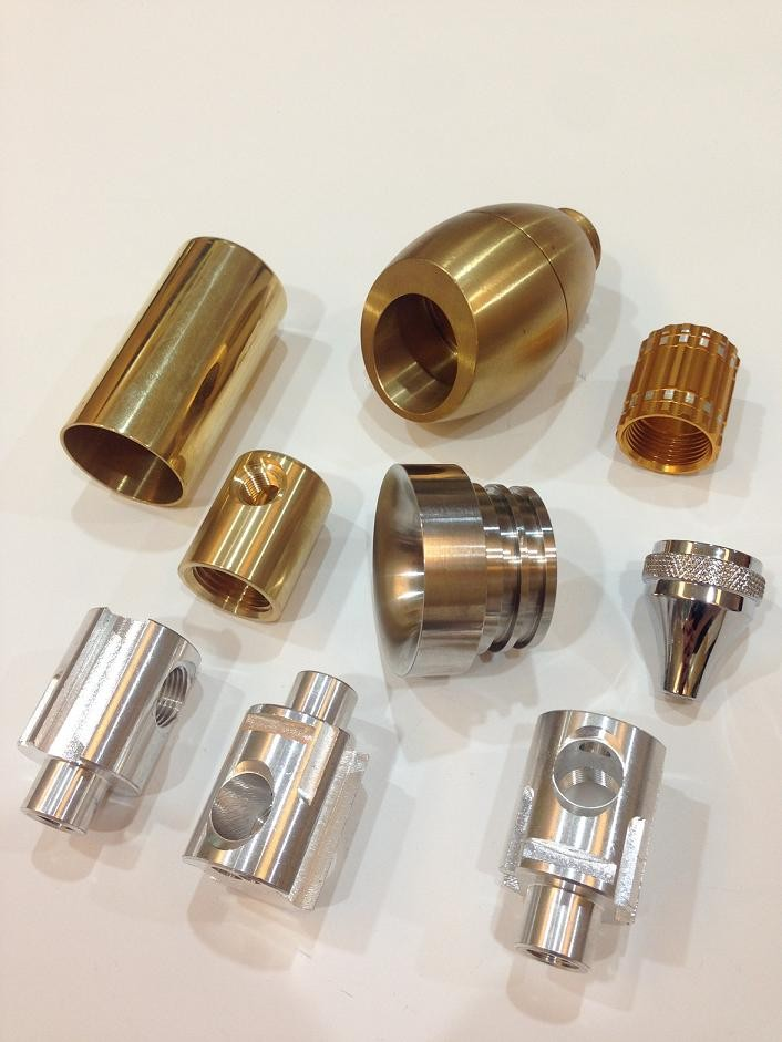 CNC copper products maker